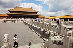 Visite privée de 2 jours à Beijing: Mutianyu Grande muraille, Cité Interdite, Palais d'Eté et Tour Hutong