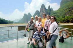 Excursión de 5 días a los pequeños grupos en China: Guilin, Yangshuo y Shanghai