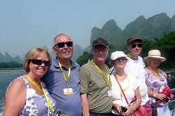 8-Day Small-Group China Tour: Guilin, Yangshuo, Yangtze Crucero y Shanghai