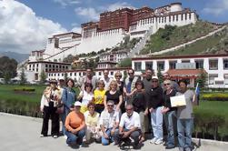 Tour de 6 días para los pequeños grupos en China: Lhasa - Shanghai