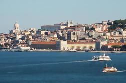 Lisboa Passeio a pé de 3 horas em grupo pequeno, incluindo passeio de barco