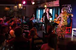 Show de Flamenco en Jardines de Zoraya, Granada