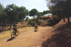 Tour de bicicleta eléctrica de la zona de Alhambra