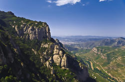 Visite guidée de Montserrat d'une demi-journée
