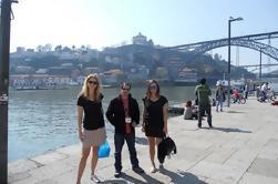 Passeio a pé pela cidade de Portos