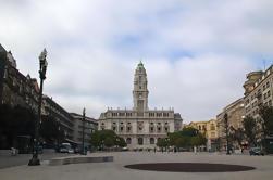 Passeio histórico de meio dia no Porto