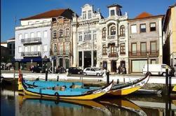 Passeio de Meio Dia de Aveiro a partir do Porto Incluindo o Cruzeiro do Rio Moliceiro