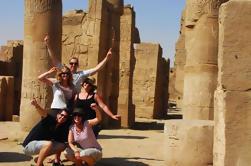 6-Noche de Asuán a Luxor crucero por el Nilo desde El Cairo
