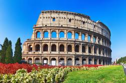 Coliseu e Gemas de Roma Semi Privado ou Privado