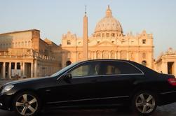 Combo 3 em 1 - Tour em grupo pequeno: Coliseu, Vaticano, Palatino por Luxury Van