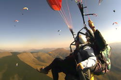 Tandem Paragliding Experience from Rome