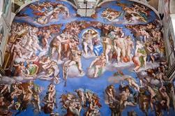 Entrada antecipada ao Museu do Vaticano e à Capela Sistina, incluindo a Basílica de São Pedro