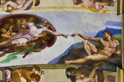 Skip The Line: Capela Semi-privada do Vaticano e da Sistina, incluindo a Basílica de São Pedro