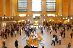 Grand Central: El Tour Abierto de Sesame Bagel