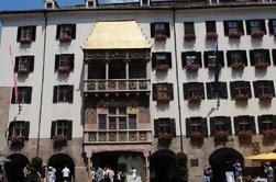 Innsbruck y Swarovski Crystal World Tour privado desde Salzburgo