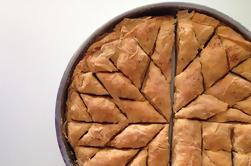 Aprenda a cocinar en un local: Clase de cocina privada en una casa de Estambul
