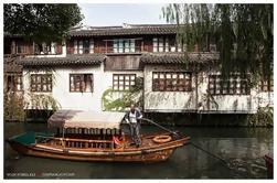 Excursión de un día privado: Suzhou y Tongli Water Village de Shanghai