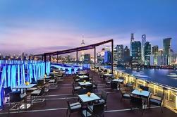 Huangpu crucero por el río y la vida nocturna en Shanghai