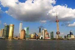 Voyage privé de 2 jours à Shanghai et Suzhou en train à grande vitesse de Pékin
