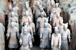 Voyage de deux jours à Xi'an en train à grande vitesse à partir de Pékin: Guerriers en terre cuite, mur de la ville et banquet de boulettes