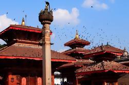 Visite de la ville de Katmandou