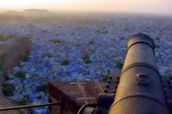 Excursión de Rajasthan y Jaisalmer de 7 días desde Delhi