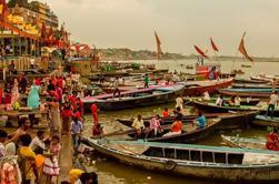 6 noches de Delhi, Jaipur, Agra con Varanasi Tour