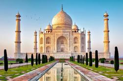4 noches de lujo de lujo de Triángulo de Oro Tour a Agra y Jaipur Desde Nueva Delhi