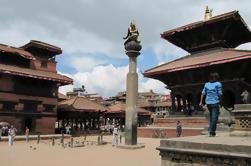Visita de la ciudad de Bhaktapur y Patan Durbar Square