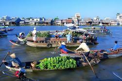 Excursión de un día al mercado flotante del Delta del Mekong a Cai Be y Vinh Long desde Ho Chi Minh City