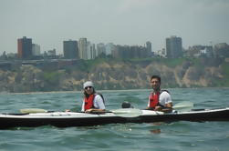 Sea Kayak Tour da Lima