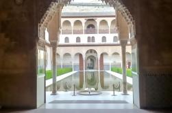Visita guiada privada con Skip the line Entrada Alhambra