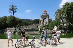 Tour por la mañana de la ciudad de Barcelona en bicicleta eléctrica