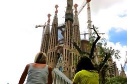 Tour de medio día en Barcelona con acceso gratuito a la Sagrada Familia