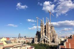 Barcelona Excursión eBike con acceso a la Sagrada Familia