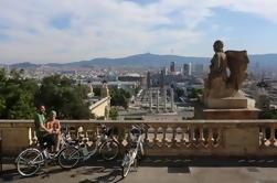 Excursión en bicicleta por la tarde de Barcelona