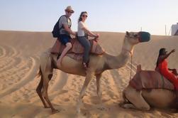 Abierto de Abu Dhabi Safari en el desierto con danza del vientre Cena de barbacoa Camel Ride Sand Boarding y Dune Bashing