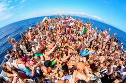 Fiesta de Barco en Ibiza