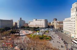 Excursión a pie por el centro de la ciudad en Barcelona
