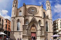 Excursión a pie por el casco antiguo de la ciudad de Barcelona