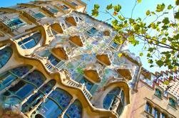 Gay-Friendly Gaudi Private Walking Tour mit der Skipiste Sagrada Familia