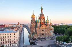 Private St Petersburg Cathedrals Tour com bilhetes Skip-the-Line