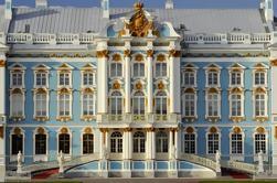 St Petersburg Private Imperial Residences Dia de viagem para Peterhof e Catherine Palace de carro