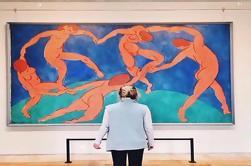 Tour privado a pie en el museo ruso y la colección de impresionismo de San Petersburgo
