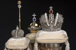 Quarto Diamante no Museu do Hermitage com um Curador, incluindo a admissão durante todo o dia ao Museu