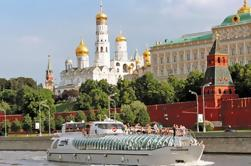 Private Tour: Moscovo City Tour e Scenic River Cruise