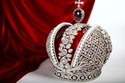 Tour privado: Sala de Diamantes no Museu do Hermitage com Hermitage Curador incluindo a Admissão de Todos os Dias do Museu