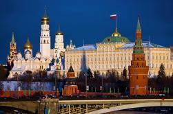 Excursão privada do Kremlin de Moscovo e da Praça Vermelha