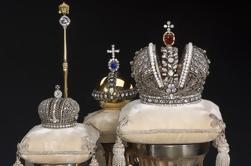 Joyas de Romanoff en el Museo del Hermitage y en los Salones de Fabergé con un Curador Incluyendo la Admisión de Todo el Día al Museo