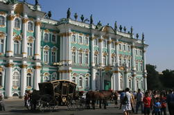 St. Petersburg City Walking Tour and the Hermitage Museum
